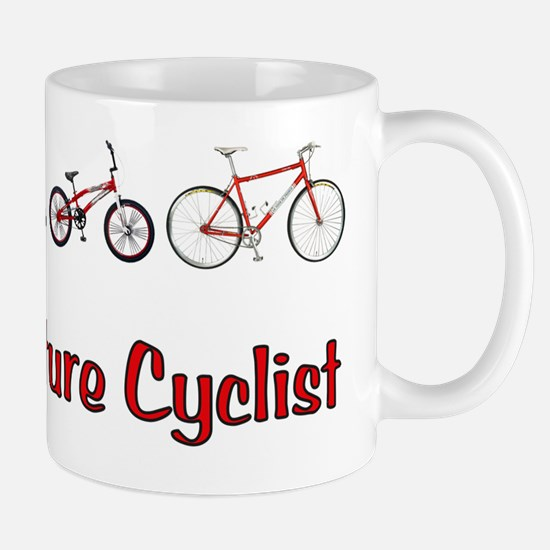 Future_Cyclist_3 Mug