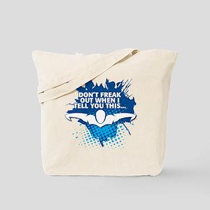 PEE_t_shirt Tote Bag