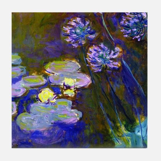 iPadS Monet Lil/Aga Tile Coaster