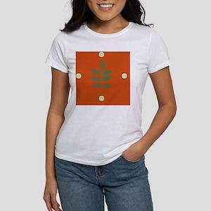 sprigonorangeClock Women's T-Shirt