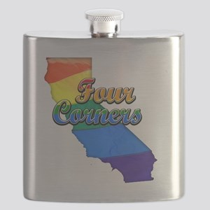 Four Corners Flask