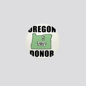 OregonDonor Mini Button
