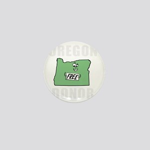 OregonDonor_dark Mini Button