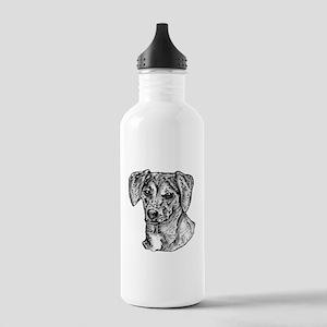 B@W Mutt Stainless Water Bottle 1.0L