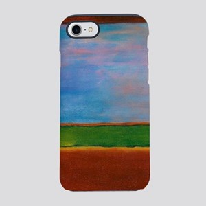 ROTHKO'S WINDOW iPhone 7 Tough Case