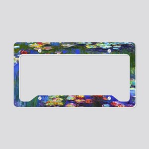 Laptop Monet WL1916 License Plate Holder