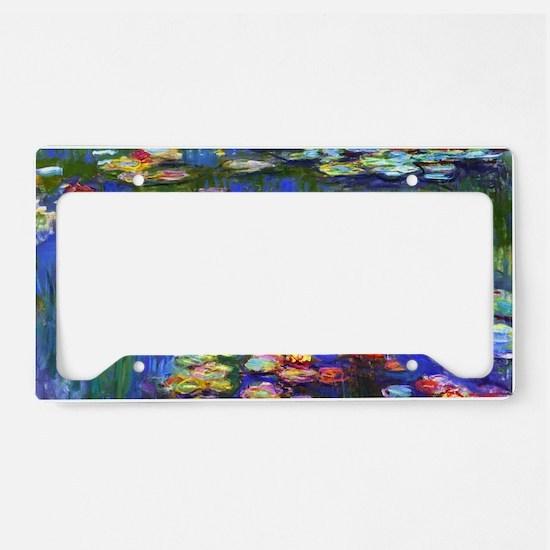 Laptop Monet WL1916 License Plate Holder