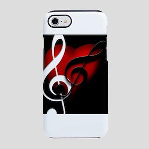 HeartandClefs iPhone 7 Tough Case