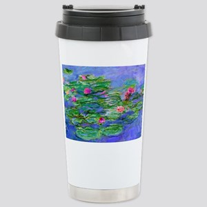 Clutch Monet WLRed Stainless Steel Travel Mug