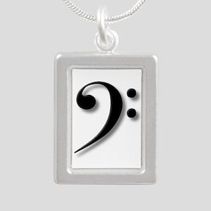 BassClef Necklaces