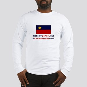 Liechtenstein-Perfect Long Sleeve T-Shirt