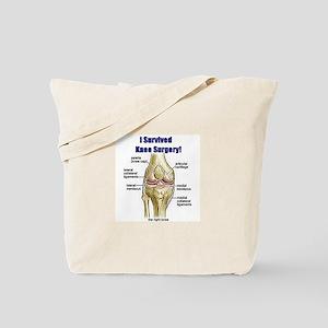 Knee Surgery Gift 10 Tote Bag