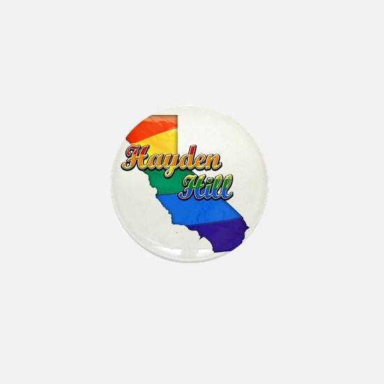 Hayden Hill Mini Button