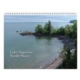 Lake superior Wall Calendars