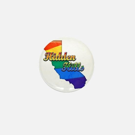 Hidden Hills Mini Button