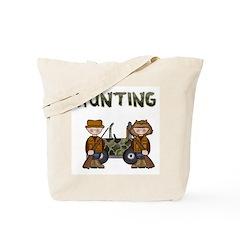 Hunting Tote Bag