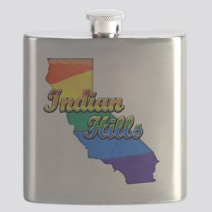 Indian Hills Flask
