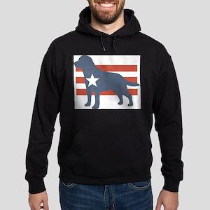 Patriotic Labrador Retriever Sweatshirt