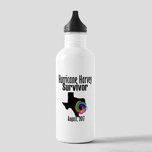 Hurricane Harvey Survi Stainless Water Bottle 1.0L