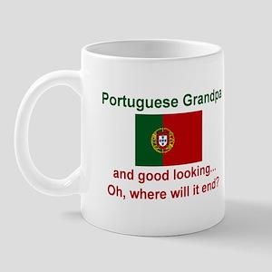 Gd Lkg Portuguese Grandpa Mug