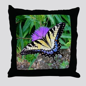 Swallowtail Butterfly Unique Gifts Throw Pillow
