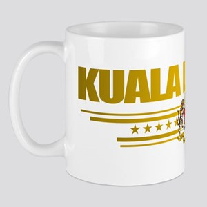 Kuala Lumpur (Flag 10) pocket 2 Mug