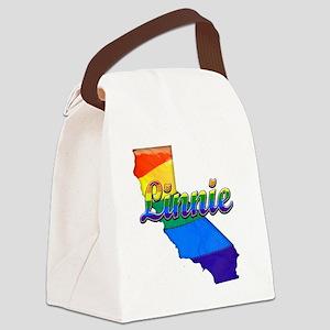 Linnie Canvas Lunch Bag