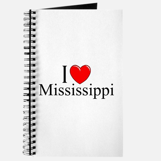 """""""I Love Mississippi"""" Journal"""