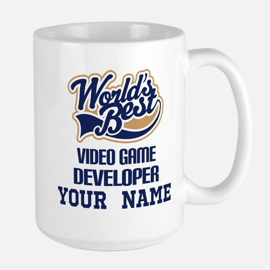 Video Game Developer Personalized Gift Mugs