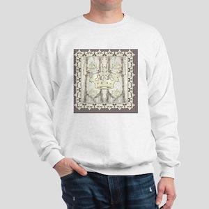 textureCrTreeFrmPSQ Sweatshirt
