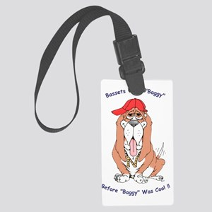 norman baggy 4 Large Luggage Tag