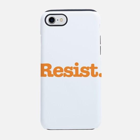 Resist. iPhone 7 Tough Case