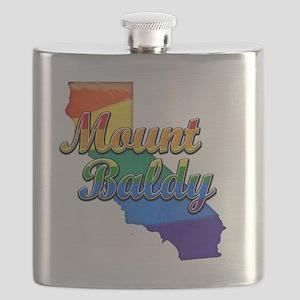 Mount Baldy Flask