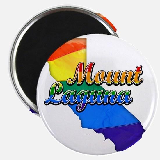 Mount Laguna Magnet