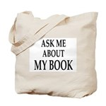 Pump UP Your Book Promotion Tote Bag