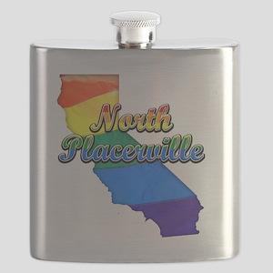 North Placerville Flask