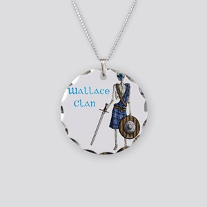 Braveheart Wallace Necklace Circle Charm
