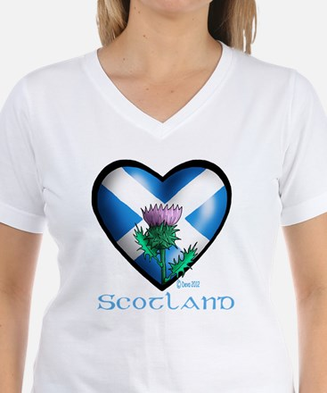 Heart and Thistle Shirt