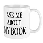 Pump Up Your Book Promotion Mug