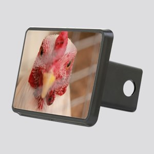 Chickens Rectangular Hitch Cover