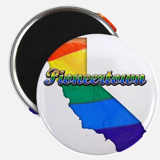 Pioneertown Magnet