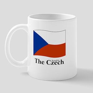 The Czech Flag Mug
