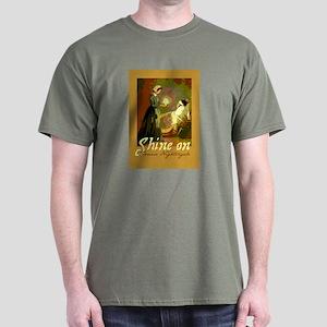 Florence Nightingale Student Nurse Dark T-Shirt