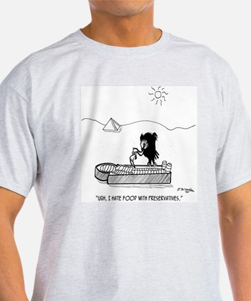 2664_archaeology_cartoon T-Shirt