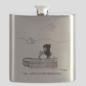 2664_archaeology_cartoon Flask