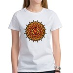 Celtic Knotwork Sun Women's T-Shirt