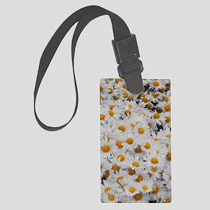 flowers3 Large Luggage Tag