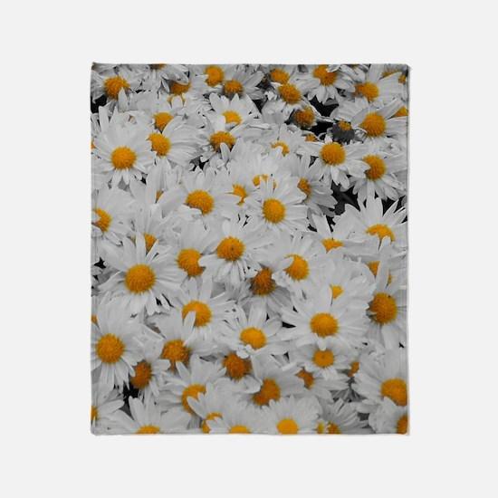 flowers3 Throw Blanket