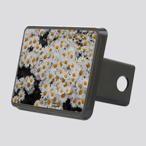 flowers4 Rectangular Hitch Cover