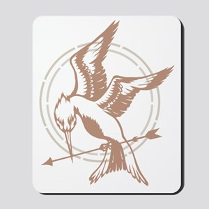 Mockingjay Art Mousepad